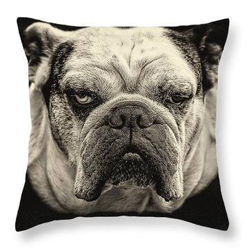 Veteran's Day Nyc 11_11_14 Throw Pillow
