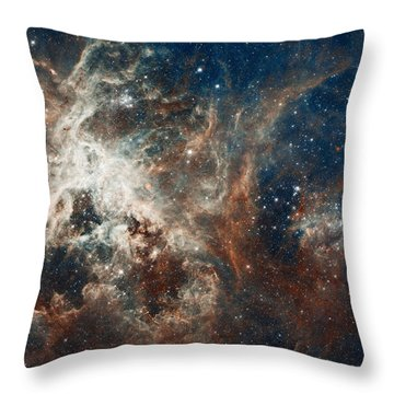 30 Doradus Throw Pillow by Nasa