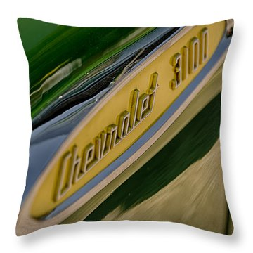 3100 Throw Pillow