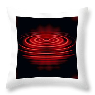 #323 Throw Pillow