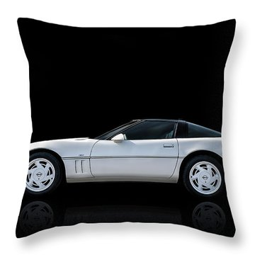 35th Anniversary Throw Pillow