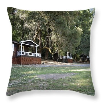36 Throw Pillow by Betty Depee