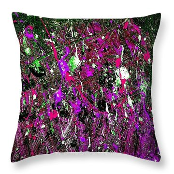 Meadow 2 Throw Pillow