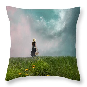 3723 Throw Pillow