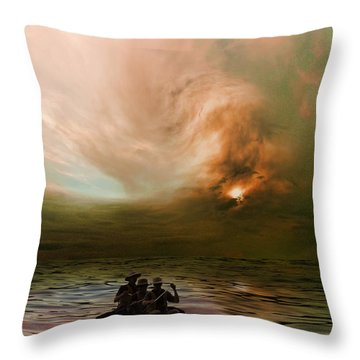 3769 Throw Pillow