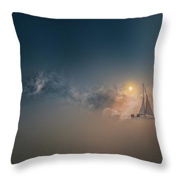 3796 Throw Pillow by Peter Holme III