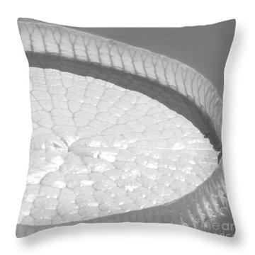 #3a Throw Pillow by Sabrina L Ryan