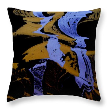 Abstract 37 Throw Pillow