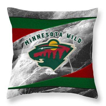 Designs Similar to Minnesota Wild by Joe Hamilton