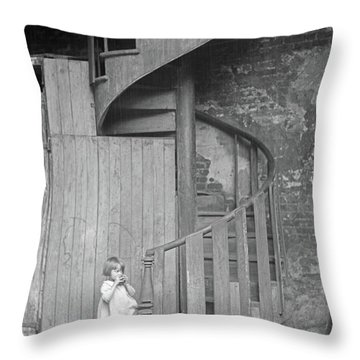 New Orleans, C1925 Throw Pillow by Granger