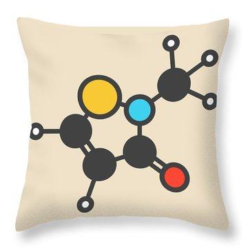 Preservative Throw Pillows