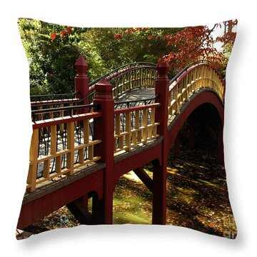 William And Mary College Throw Pillow