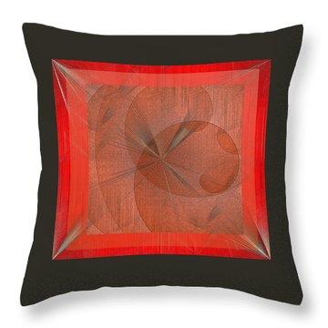 Wonder Throw Pillow by Iris Gelbart