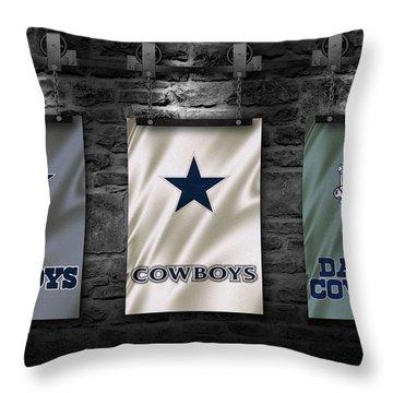 Dallas Cowboys Throw Pillows Fine Art America Cool Dallas Cowboys Decorative Pillow