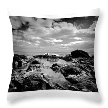 Throw Pillow featuring the photograph Over The Hills And Far Away by Joseph Amaral