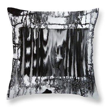 Magic Rectangle Throw Pillow