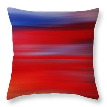 Series Mesmerizing Landscapes Throw Pillow