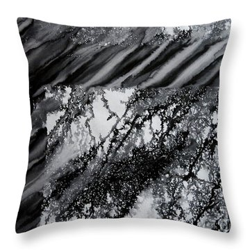 Untitled-4 Throw Pillow
