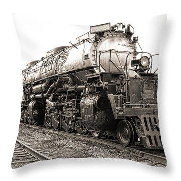 4884 Big Boy Throw Pillow
