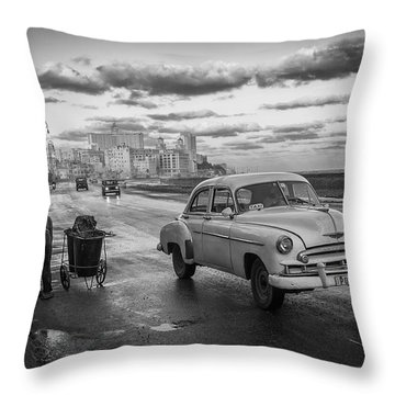 Havana Throw Pillows