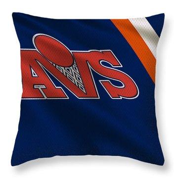 Cleveland Cavaliers Uniform Throw Pillow