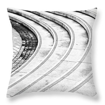 Rise Above Throw Pillows