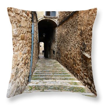 5-foot Way Throw Pillow