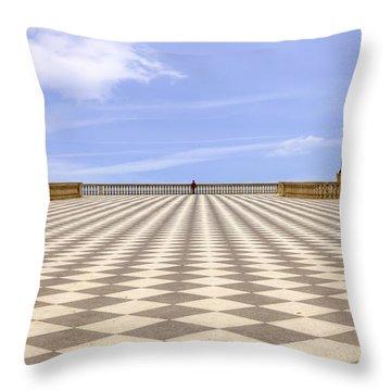 Livorno Throw Pillow by Joana Kruse