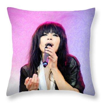 Loreen Throw Pillow