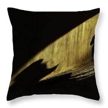 Tunnel Throw Pillows