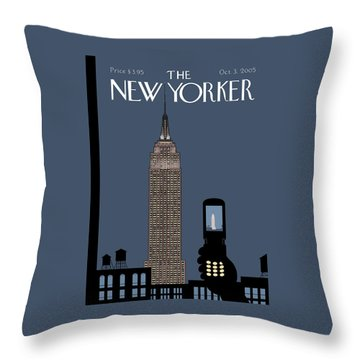 Hold Still Throw Pillow
