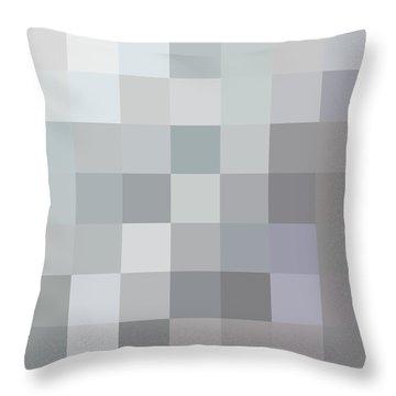 50 Shades Of Grey Throw Pillow