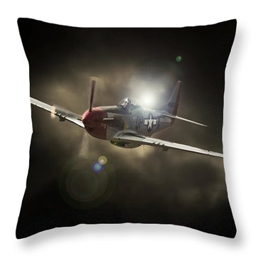 51 Throw Pillow