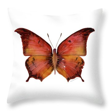 58 Andria Butterfly Throw Pillow