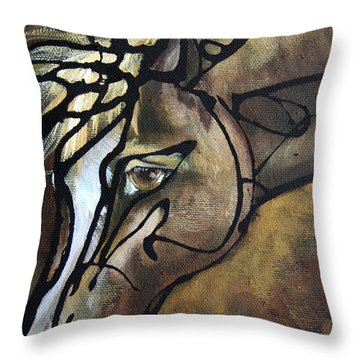 #58 July 19th Throw Pillow