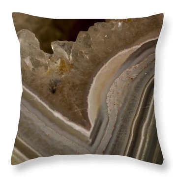 Rock Star Throw Pillow by Jean Noren