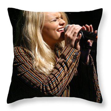 Wildhorse Saloon Throw Pillows