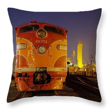 6051 Throw Pillow