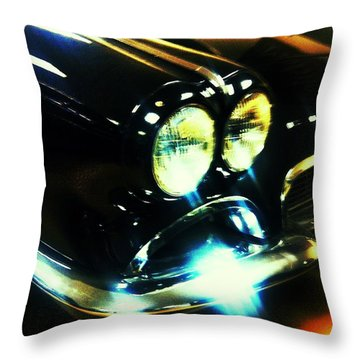 61 Vette Throw Pillow by Olivier Calas