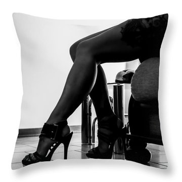 Silvia Throw Pillow