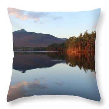 Chocorua Lake  Nh Throw Pillow
