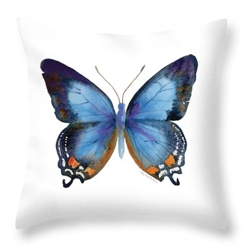 Orange Butterfly Home Decor