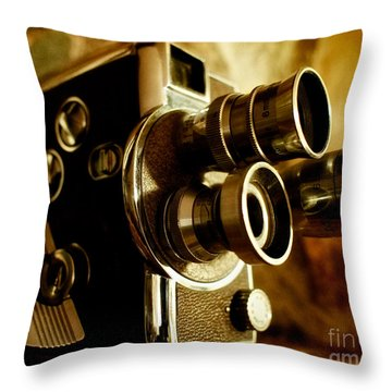 8mm Throw Pillow