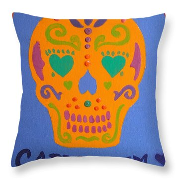 Carpe Diem Series Throw Pillow