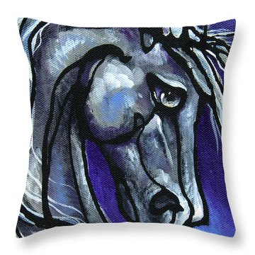 #9 May 31st Throw Pillow