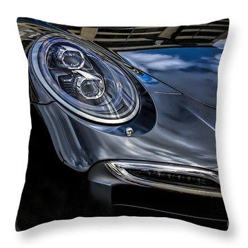 911 Turbo S Throw Pillow