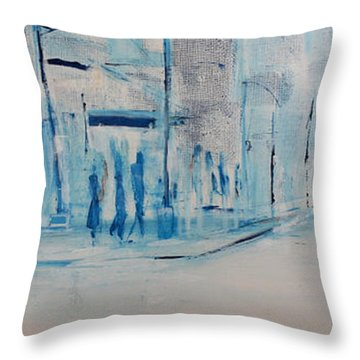 95 In The Shade Throw Pillow