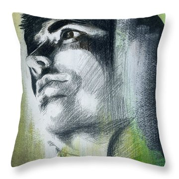 A Boy Named Persistence Throw Pillow