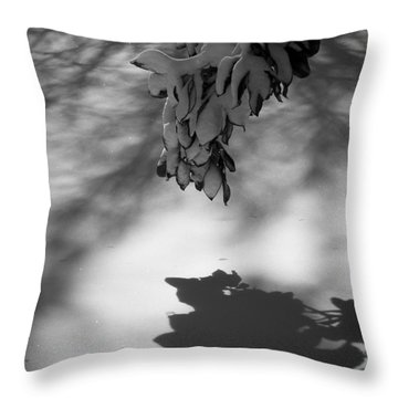 A Breath Away Throw Pillow