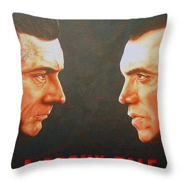 A Bronx Tale Throw Pillow